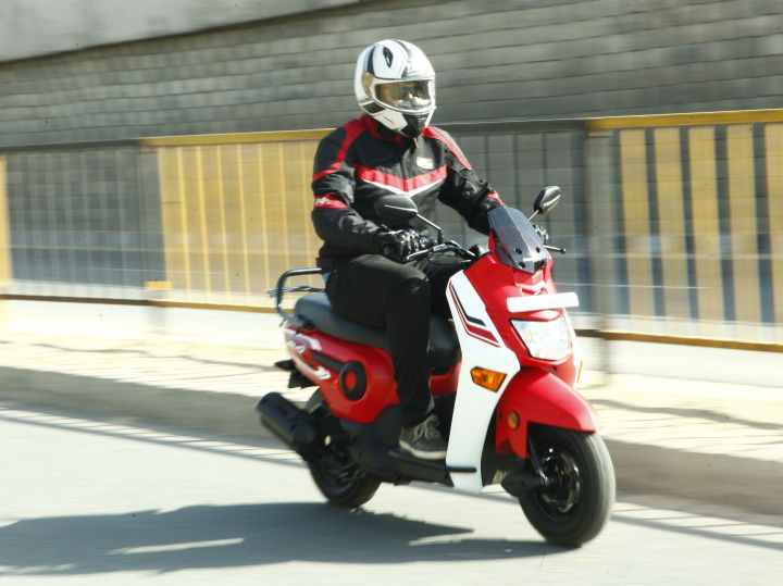 Honda Cliq review