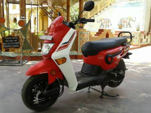 Top Five Facts About Honda Cliq