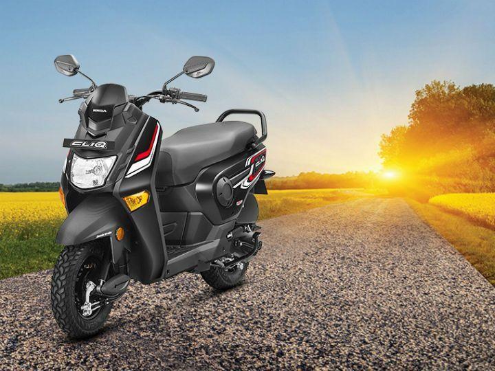Spec Comparison Honda Cliq Vs Tvs Xl 100 Zigwheels
