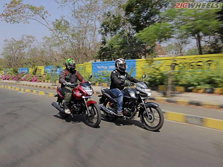 Hero Achiever 150 vs Honda CB Unicorn comparo