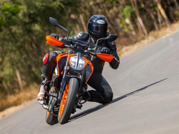 2017 KTM 390 Duke Recalled For Software Updates - ZigWheels