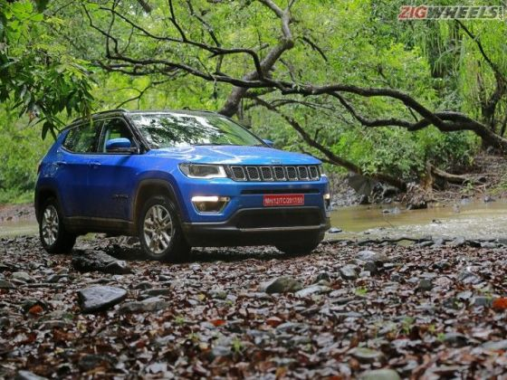 Jeep Compass Bookings 1000 In Three Days Zigwheels