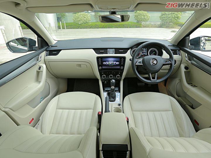 2017 Skoda Octavia Facelift Variants Explained Zigwheels
