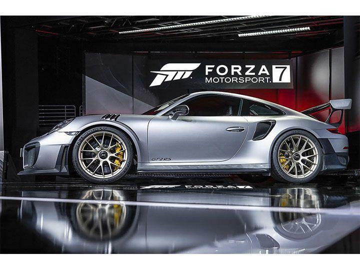 new porsche 911 gt2 rs revealed at e3 2017 zigwheels
