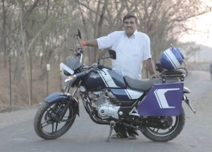 Bajaj V Introduces Second Edition Of Invincible Indians