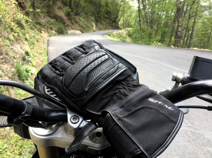 Shima D-Tour WP touring gloves