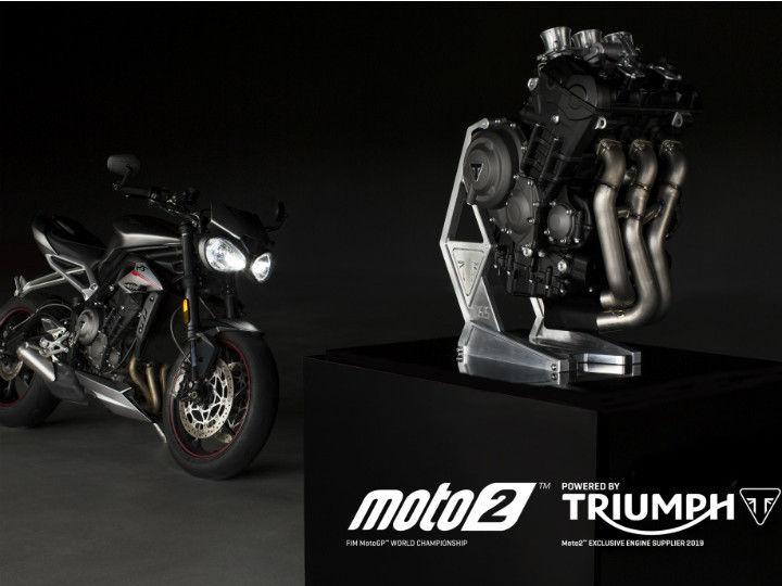 Triumph Motorcycles Moto2