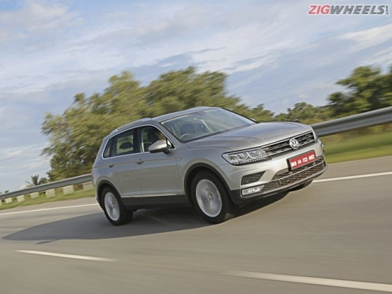 Volkswagen Tiguan 2.0 TDI 4MOTION: First Drive Review