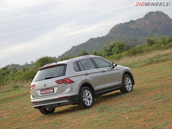 Volkswagen Tiguan 2 0 TDI 4MOTION: First Drive Review