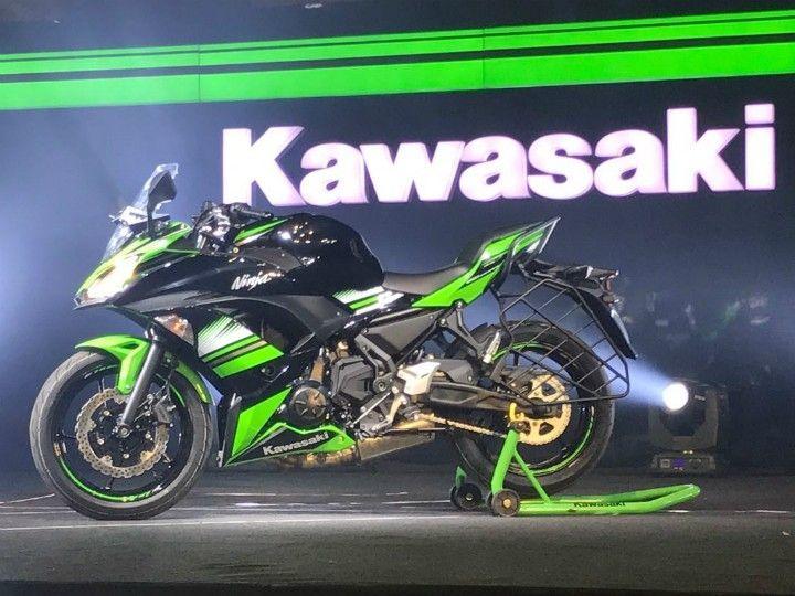 Kawasaki Ninja Abs Mpg