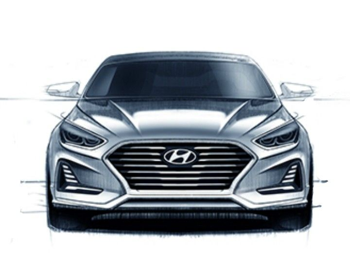 2018 Hyundai Sonata Teaser