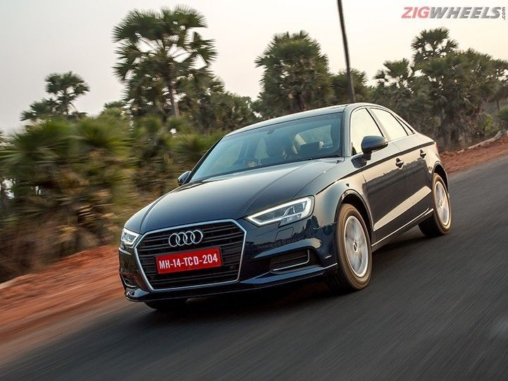 The Facelifted Audi A3 Sports Cosmetic Changes Such As Larger Hexagonal Grille Than Before And New Led Headlamps Though They Are Not Standard Fitment With