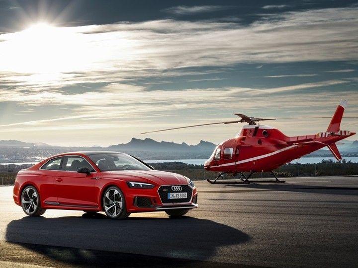 2017 Audi RS 5