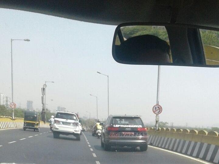 Audi SQ7 India