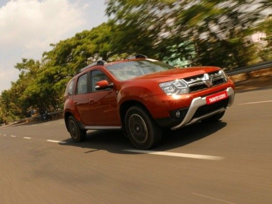 Confirmed: Renault Duster Petrol To Get CVT