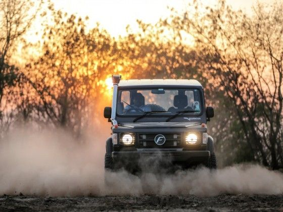 2017 Force Gurkha Launched At Rs 8.38 Lakh