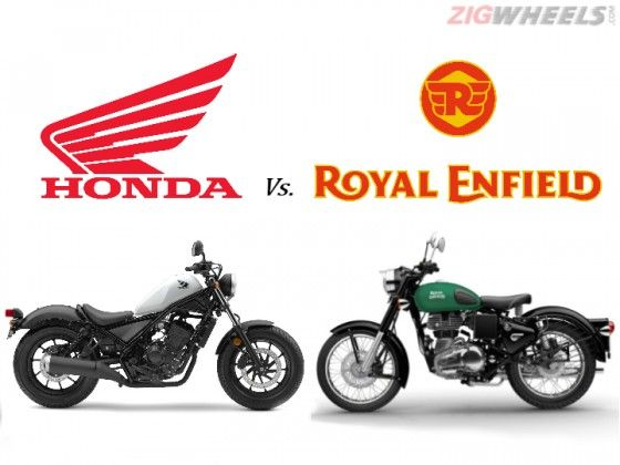 Honda Developing Royal Enfield Rival