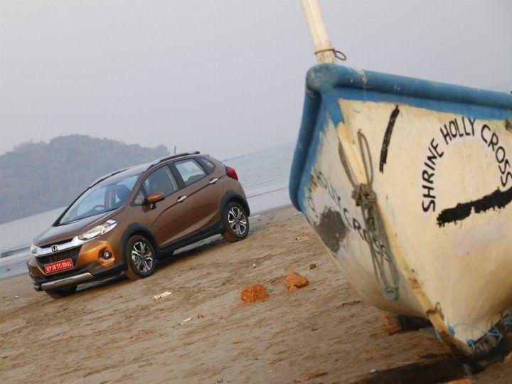 New Honda WRV