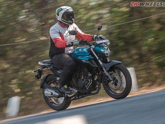 Yamaha FZ25: First Ride Review