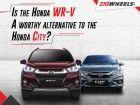 Honda WR-V: Worthy Alternative To Honda City?