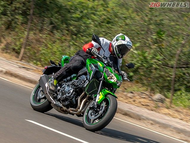 2017 Kawasaki Z900 First Look