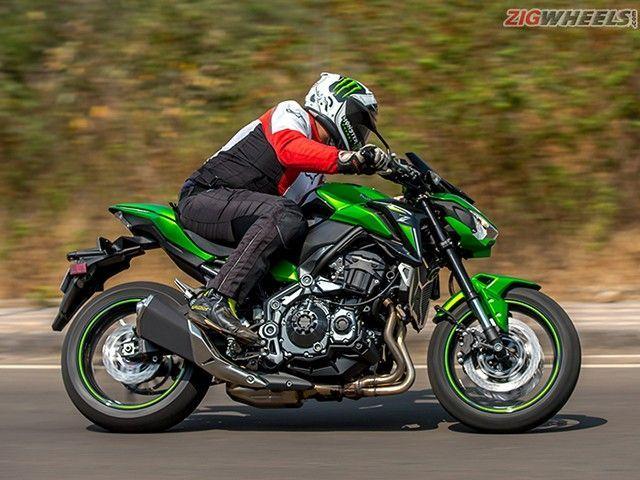 2017 Kawasaki Z900 First Look