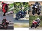 Spec Comparison Review: Kawasaki Ninja ZX-10RR vs Aprilia RSV4 RF vs Yamaha R1 M vs MV Agusta F4 RR vs Ducati 1299 Panigale