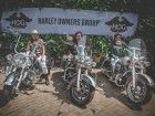 Ladies Of Harley Chapter Inaugurated