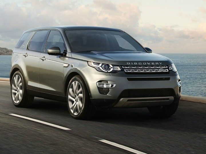 Land Rover Discovery Sport With Ingenium Diesel Motor