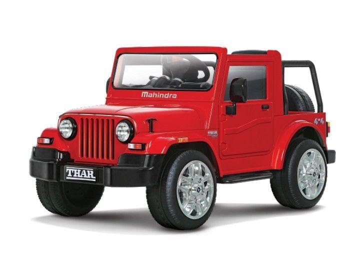 Mahindra Battery Car