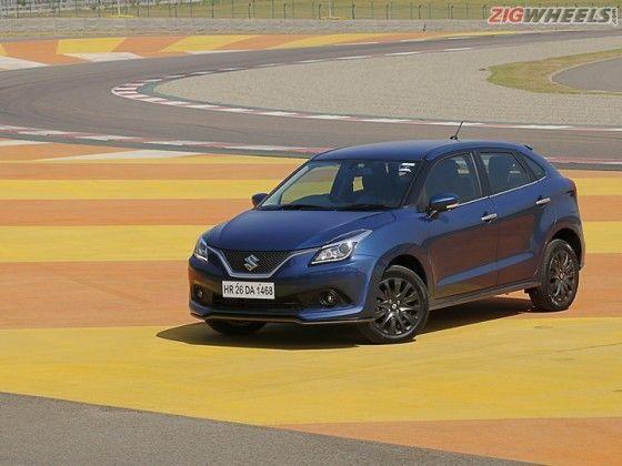Maruti Suzuki Baleno RS: Track Review