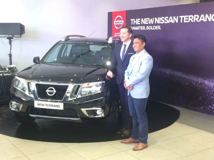 Nissan Terrano Facelift launched today