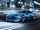 The Peugeot Instinct Previews A Beautiful Autonomous Future