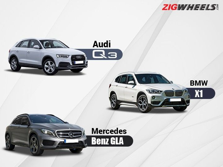 2017 Audi Q3 Vs Bmw X1 Mercedes Benz Gla