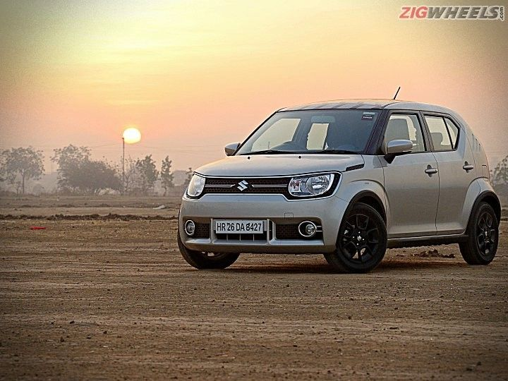 The Ignis is built for the Insta generation