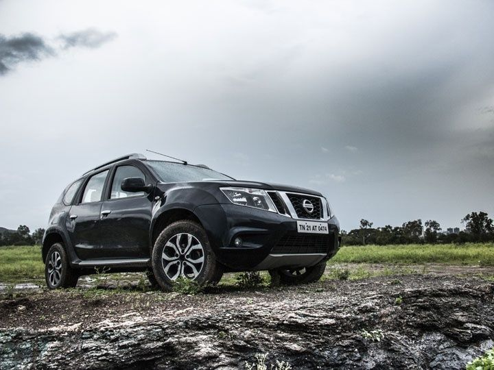 Nissan is expected to give Terrano a new face