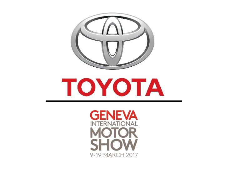 Toyota at Geneva