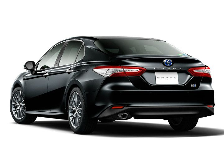 The Now Discontinued Seventh Gen Camry Was Available Only As A Hybrid Variant At End Of Its Life Cycle Considering This We Expect Toyota To Bring