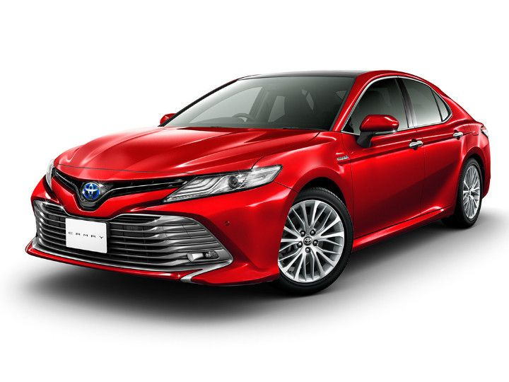 The Eight Gen Camry Might Be Priced Similar To Now Discontinued Model Based On Tnga Platform Which Supports Electrification New Can