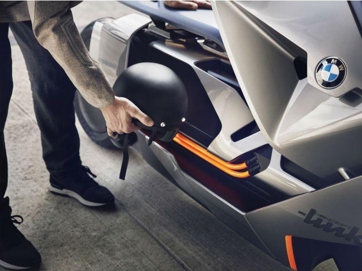 BMW Concept Link storage