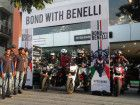 DSK Benelli Organises 'Bond With Benelli' Ride In Kolkata And Hyderabad
