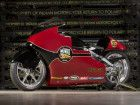 Burt Munro Tribute Run At Bonneville 2017