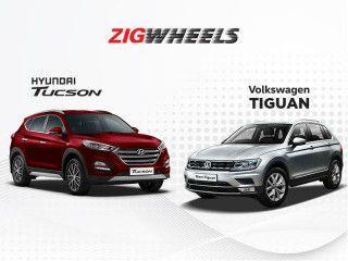 Spec Comparison: Volkswagen Tiguan Vs Hyundai Tucson