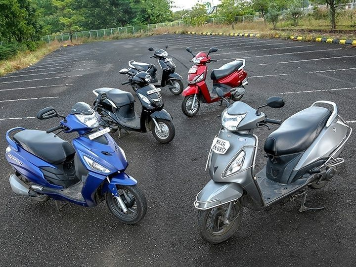Image result for Overtaken in the Indian Scooter Market
