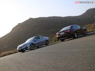 Honda Accord vs Toyota Camry: Hybrid Comparison Review