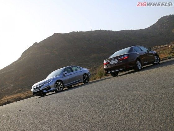 Honda Accord vs Toyota Camry: Hybrid Comparison Review