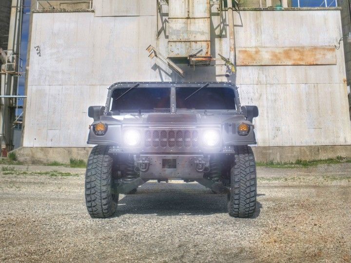 Loved The Hummer H1? The Humvee C-Series Is For You