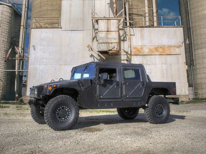 Loved The Hummer H1 The Humvee C Series Is For You