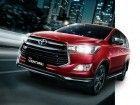 Toyota Innova Crysta Touring Sport Launch Tomorrow