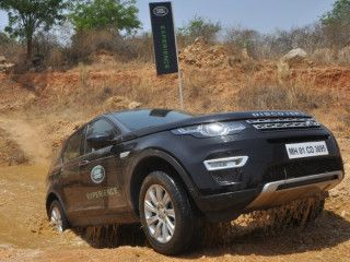 Land Rover Experience Bengaluru Edition On May 26-28